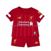 Liverpool Voetbaltenue Kind 2019-20 Thuisshirt
